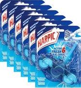 Harpic Wave Blauw Water Toiletblok - 6x1st