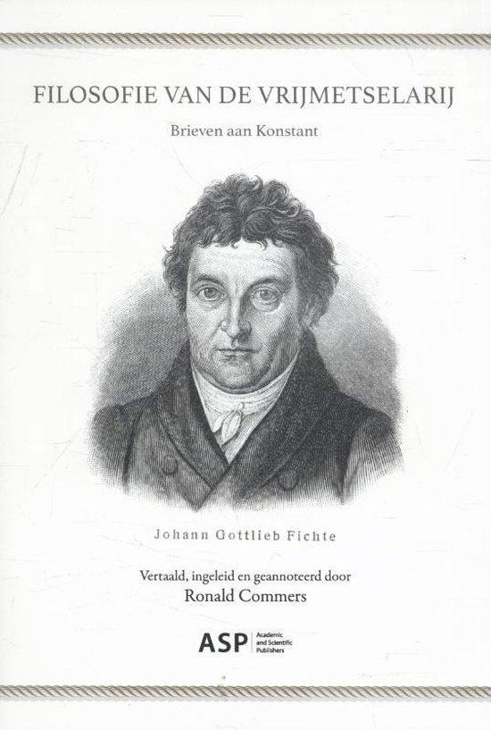 Filosofie van de vrijmetselarij - Johann Gottlieb Fichte | Fthsonline.com