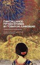 Omslag Fair Dalliance