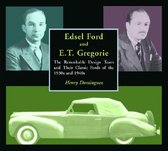 Edsel Ford and E. T. Gregorie