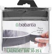Brabantia Waszak voor Wasmand - 30/35 l - Grijs