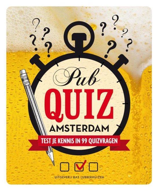 Pub Quiz Amsterdam - Monique den Ouden |