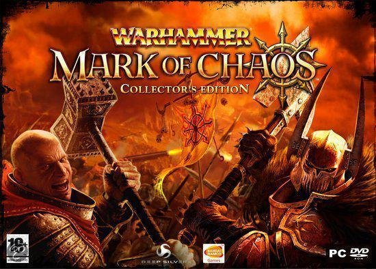 Warhammer Mark of chaos Collector's edition