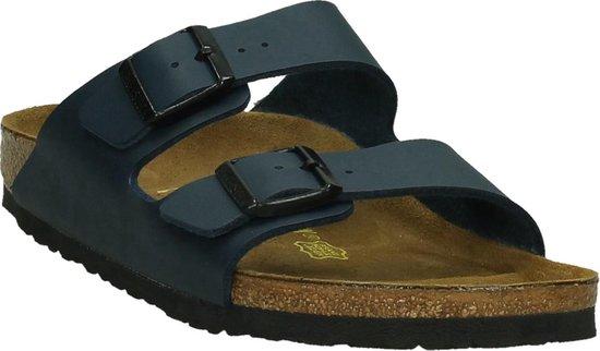 Birkenstock Arizona Heren Slippers Blauw Maat 47