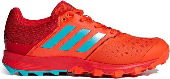 bol.com | adidas FlexCloud - Hockeyschoenen - 40 2/3 - rood