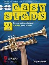 Easy Steps deel 2 methode voor trompet