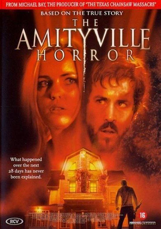 Cover van de film 'Amityville Horror'