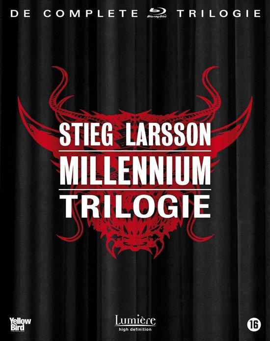 Cover van de film 'Millennium Trilogie'