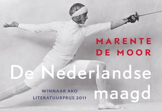 De Nederlandse maagd - dwarsligger (compact formaat) - Marente de Moor | Readingchampions.org.uk
