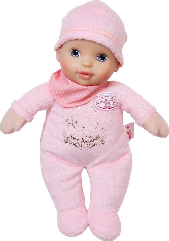 bol.com   My First Baby Annabell - Roze - Babypop