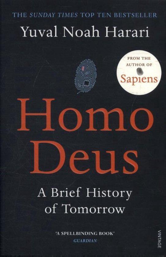 Afbeelding van Homo Deus