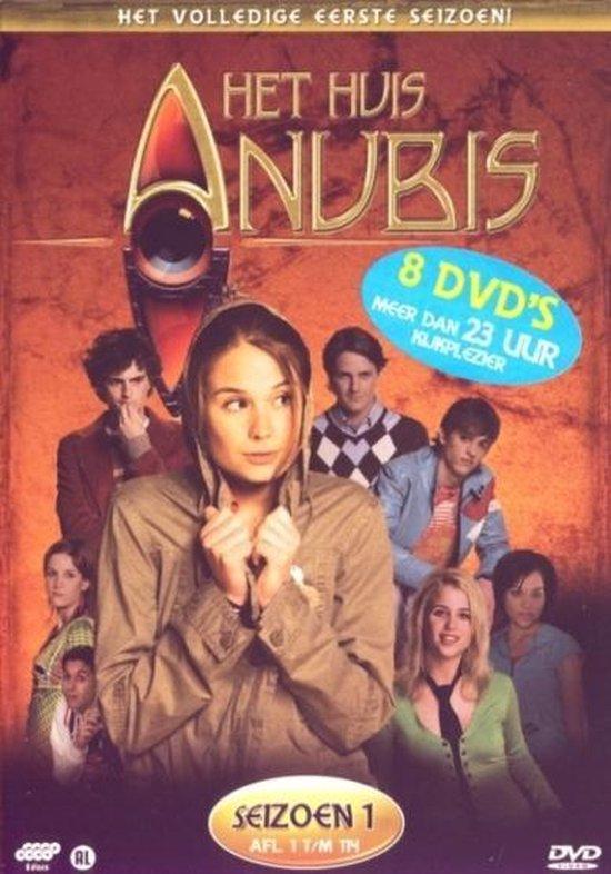 Huis Anubis - Seizoen 1