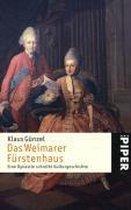 Boek cover Das Weimarer Fürstenhaus van Klaus Günzel
