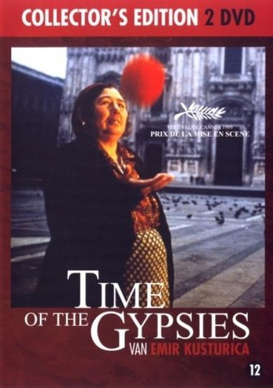 Cover van de film 'Time Of The Gypsies'