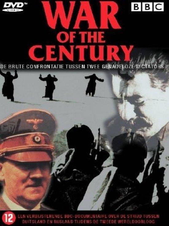 Cover van de film 'War Of The Century'
