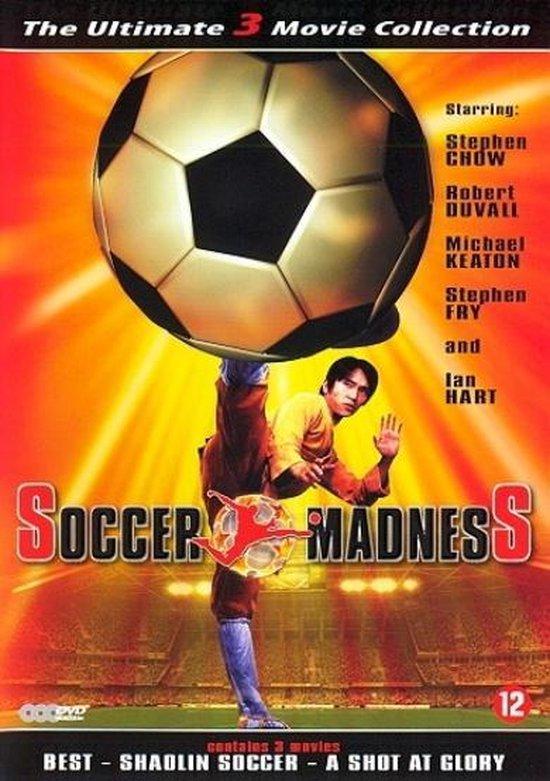 Cover van de film 'Soccer Madness Box'