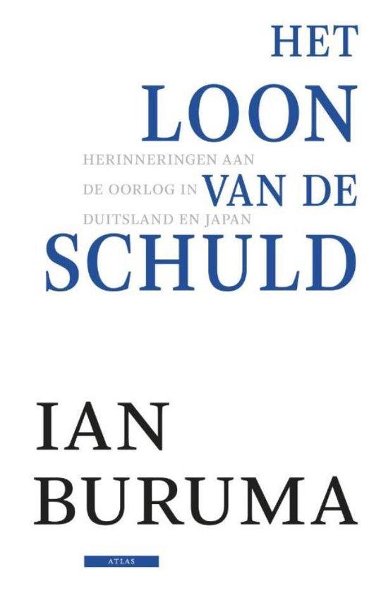 Het loon van de schuld - Ian Buruma pdf epub