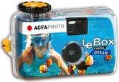 Wegwerp onderwater camera voor 27 kleuren fotos  -