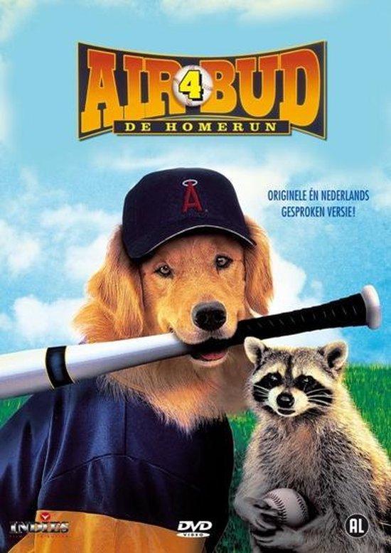 Cover van de film 'Air Bud 4 - De Homerun'