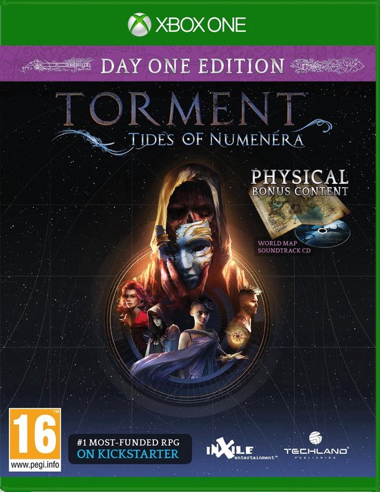 Torment - Tides of Numenera - Xbox One