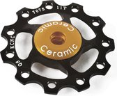 KCNC Jockey Wheel 11T Ceramic Bearing, black