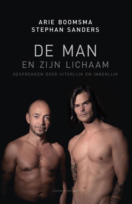 Cover van het boek 'De man en zijn lichaam' van Arie Boomsma