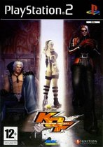 King of Fighters: Maximum Impact /PS2