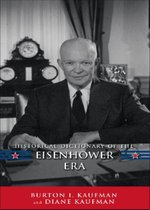 Historical Dictionary of the Eisenhower Era