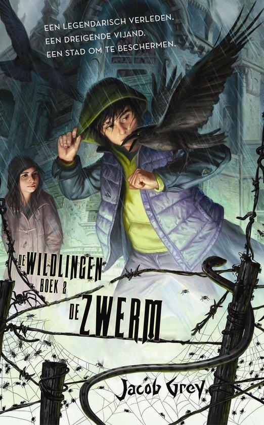 De Wildlingen 2 - De zwerm - Jacob Grey |