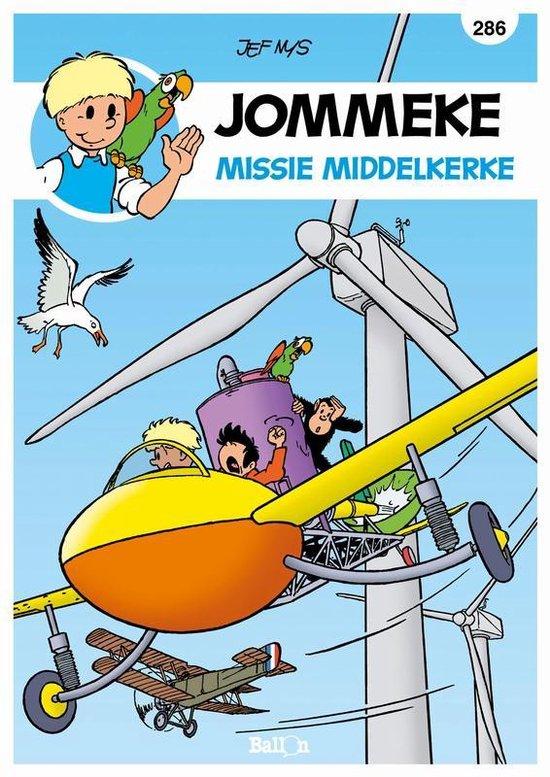 Jommeke 286. Missie Middelkerke - Gerd Van Loock pdf epub