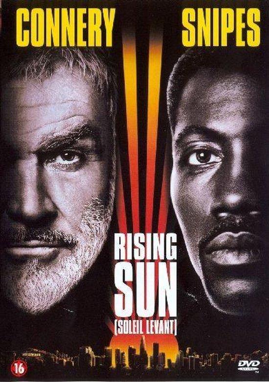 Cover van de film 'Rising Sun'