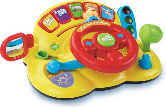 VTech Baby Mijn Eerste Stuurtje - Speelpaneel