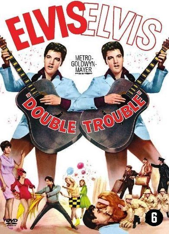 Cover van de film 'Double Trouble'