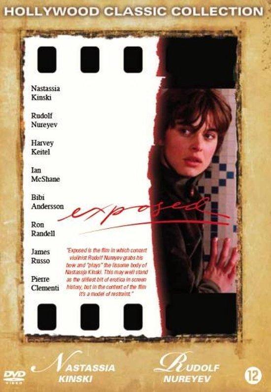 Cover van de film 'Exposed'