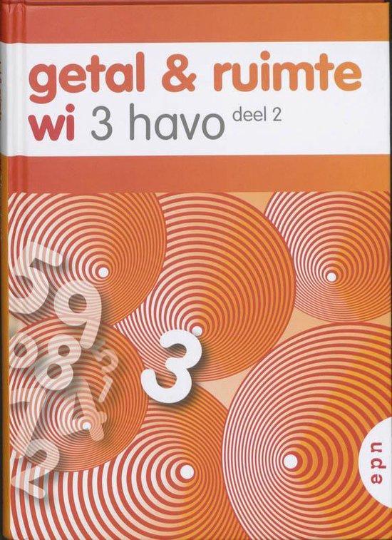 Getal en ruimte / 3 havo deel 2 / deel leerboek - none |