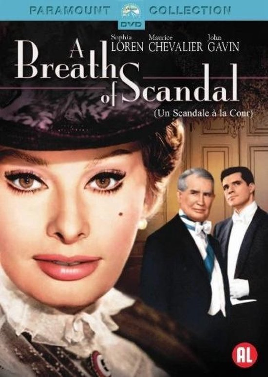 Cover van de film 'Breath Of Scandal'