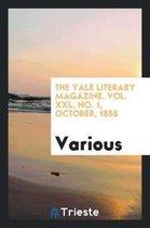 The Yale Literary Magazine. Vol. XXL, No. 1, October, 1855