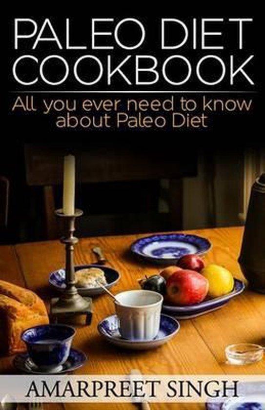 Paleo Diet Cookbook - Many Easy Paleo Diet Recipes