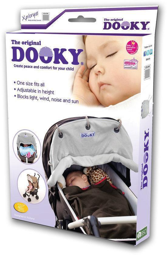 Dooky Universal Cover - Grijs