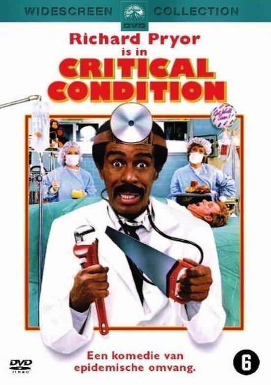 Cover van de film 'Critical Condition'