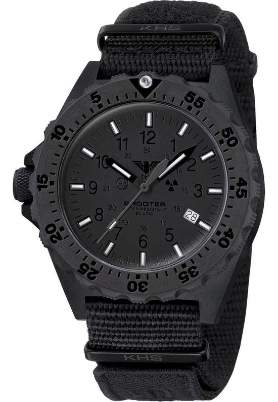KHS Mod. KHS.SH2XTHC.NXT1 – Horloge