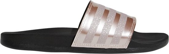 bol.com | adidas Adilette Comfort slippers dames zwart ...