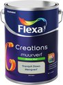 Flexa Creations - Muurverf Extra Mat - Tranquil Dawn - Kleur van het Jaar 2020 - 5 liter