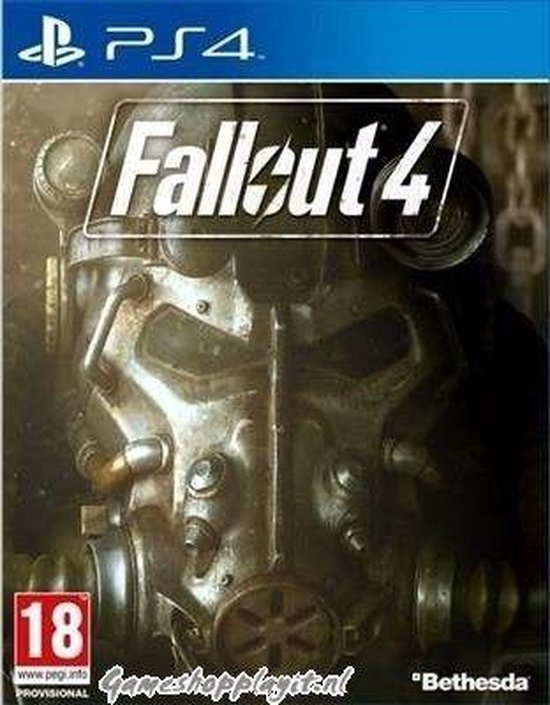 Fallout 4 - PS4 - Fallout 4 Ps4 Dutch-French