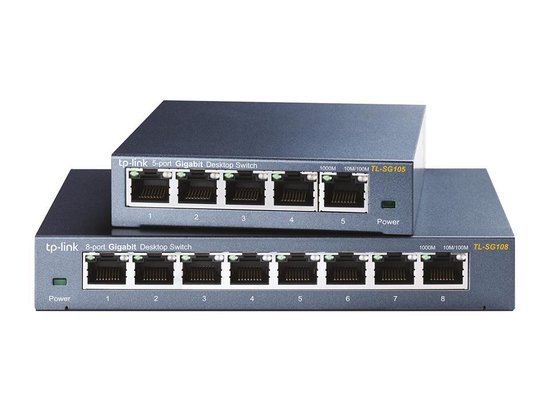 TP-Link TL-SG105 - Switch