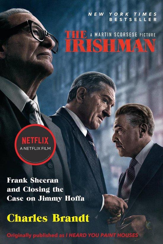 Omslag van The Irishman (Movie Tie-In)
