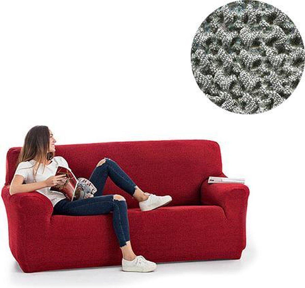 Milos meubelhoezen - Bankhoes 130-180cm - Grijs - Verkrijgbaar in verschillende kleuren!