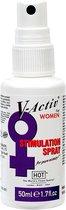 Hot-Hot V-Active Stimu Spray Women 50 M-Creams&lotions&sprays
