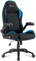 Sharkoon Elbrus 1 Gaming Seat bk/bu
