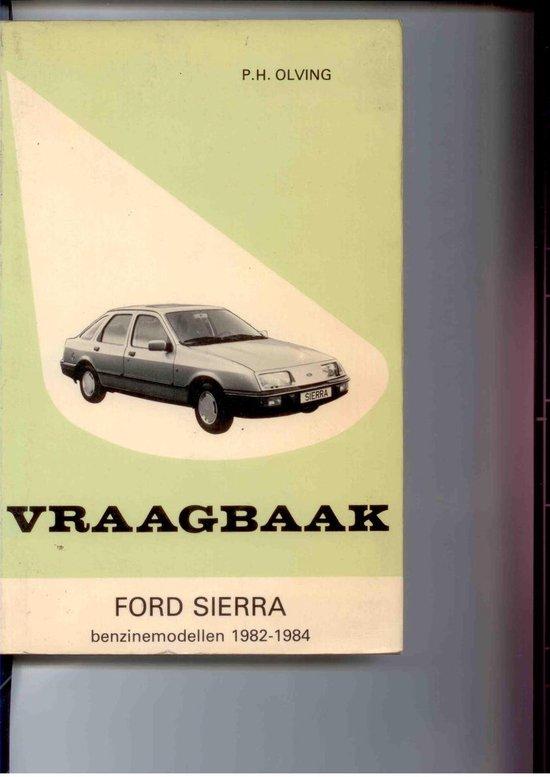 Ford sierra (benzine) 1982-1984 - Olving   Fthsonline.com